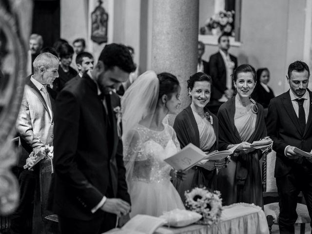 Il matrimonio di Enrico e Giulia a Prato Sesia, Novara 41