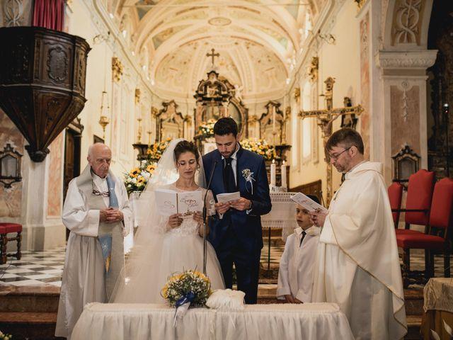 Il matrimonio di Enrico e Giulia a Prato Sesia, Novara 43