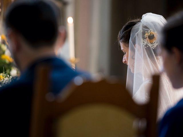 Il matrimonio di Enrico e Giulia a Prato Sesia, Novara 48