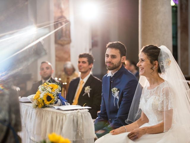 Il matrimonio di Enrico e Giulia a Prato Sesia, Novara 49