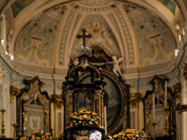 Il matrimonio di Enrico e Giulia a Prato Sesia, Novara 50