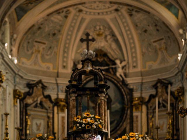 Il matrimonio di Enrico e Giulia a Prato Sesia, Novara 51