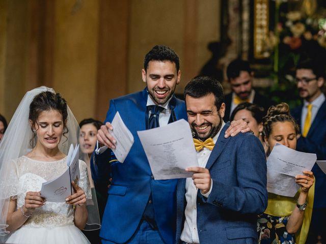 Il matrimonio di Enrico e Giulia a Prato Sesia, Novara 53
