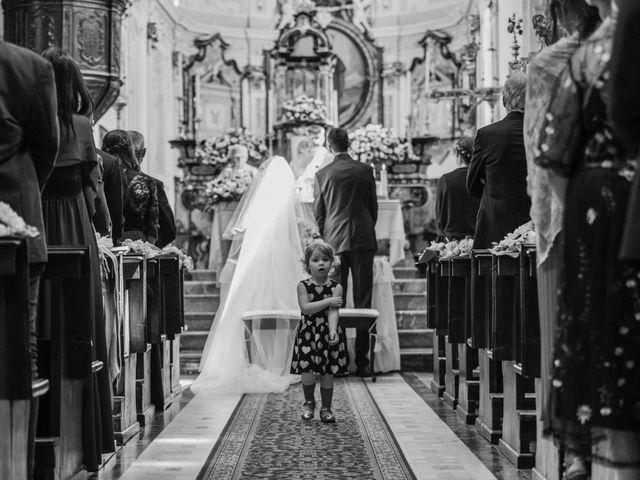 Il matrimonio di Enrico e Giulia a Prato Sesia, Novara 54