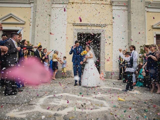 Il matrimonio di Enrico e Giulia a Prato Sesia, Novara 59