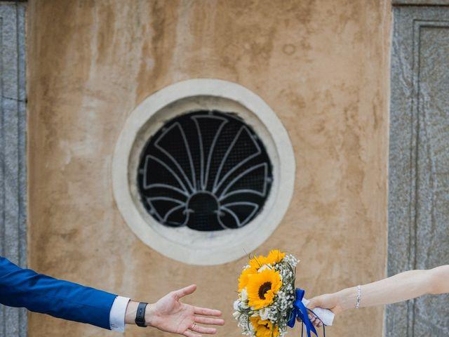 Il matrimonio di Enrico e Giulia a Prato Sesia, Novara 65