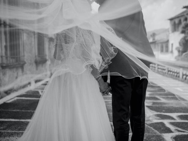 Il matrimonio di Enrico e Giulia a Prato Sesia, Novara 66