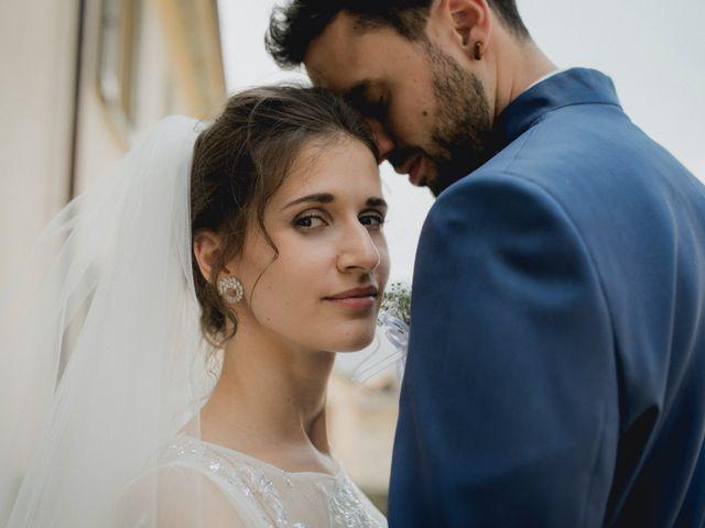 Il matrimonio di Enrico e Giulia a Prato Sesia, Novara 67