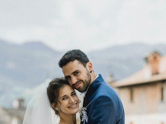 Il matrimonio di Enrico e Giulia a Prato Sesia, Novara 68