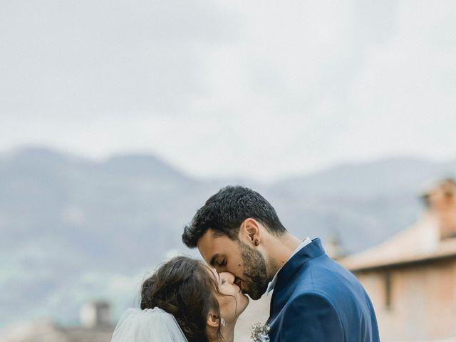 Il matrimonio di Enrico e Giulia a Prato Sesia, Novara 69