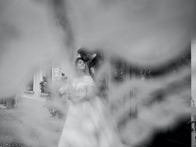 Il matrimonio di Enrico e Giulia a Prato Sesia, Novara 72