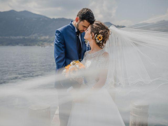 Il matrimonio di Enrico e Giulia a Prato Sesia, Novara 77