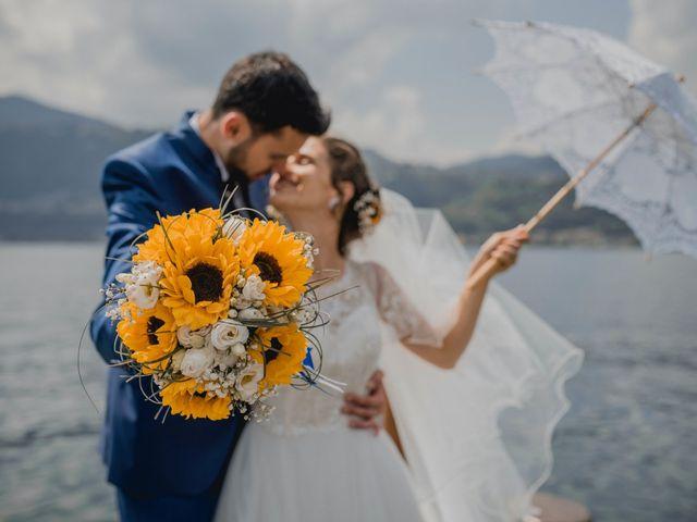 Il matrimonio di Enrico e Giulia a Prato Sesia, Novara 79