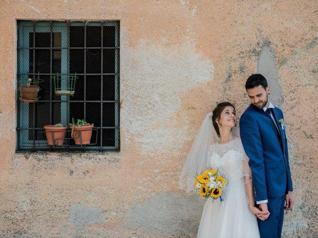 Il matrimonio di Enrico e Giulia a Prato Sesia, Novara 1