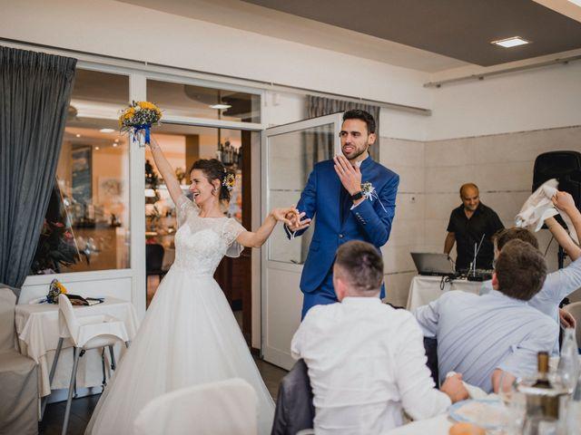 Il matrimonio di Enrico e Giulia a Prato Sesia, Novara 87