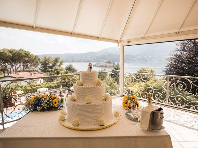 Il matrimonio di Enrico e Giulia a Prato Sesia, Novara 91