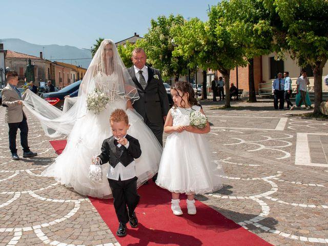 Il matrimonio di Carmelina e Marco a Castelvenere, Benevento 16