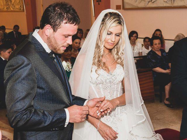 Il matrimonio di Carmelina e Marco a Castelvenere, Benevento 17