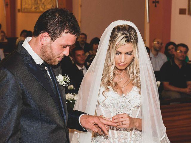 Il matrimonio di Carmelina e Marco a Castelvenere, Benevento 18