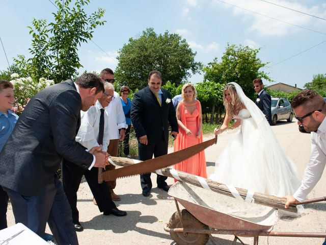 Il matrimonio di Carmelina e Marco a Castelvenere, Benevento 20