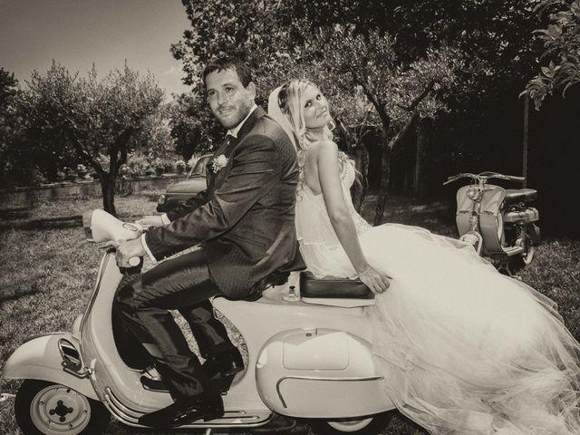Il matrimonio di Carmelina e Marco a Castelvenere, Benevento 22