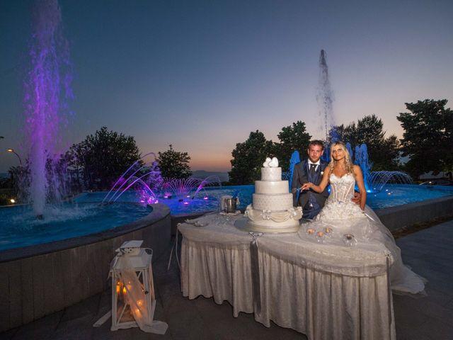 Il matrimonio di Carmelina e Marco a Castelvenere, Benevento 31
