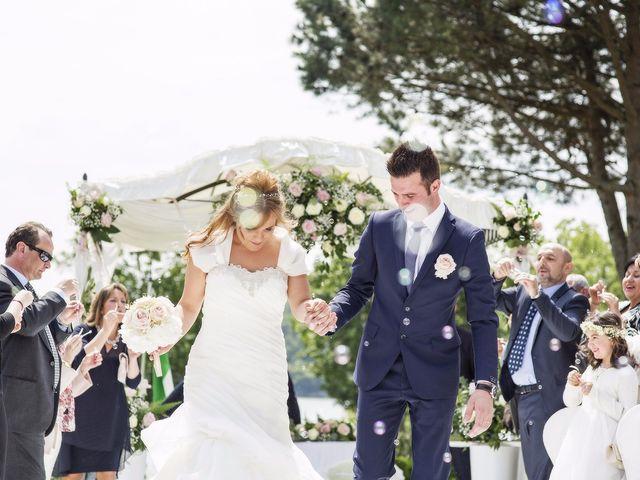 Le nozze di Chiara e Desa
