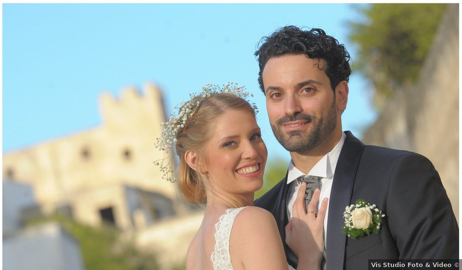 Il matrimonio di Vincenzo e Anna a Grottaglie, Taranto