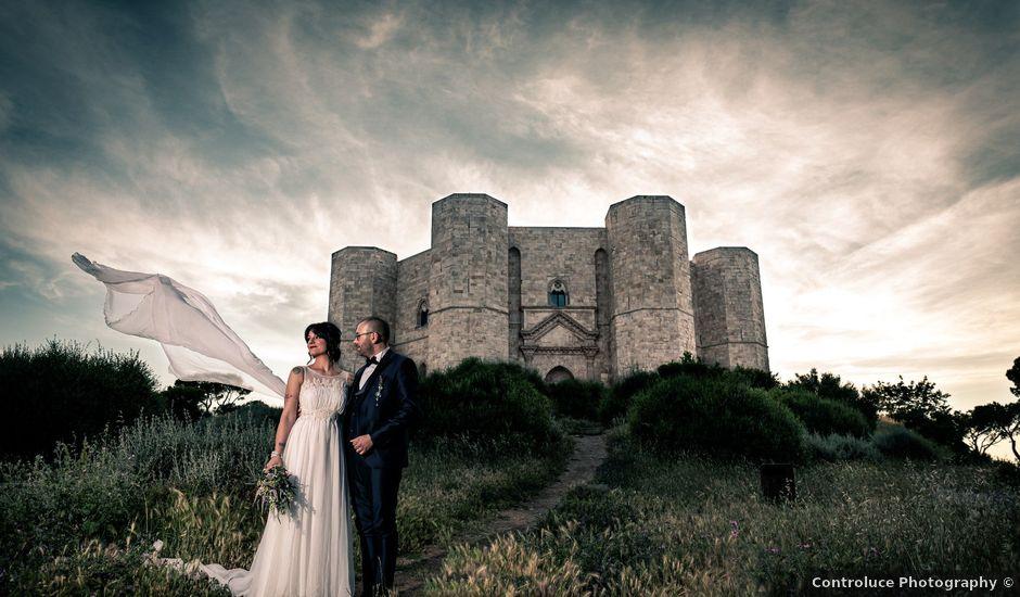 Il matrimonio di Andrea e Lara a Lavello, Potenza