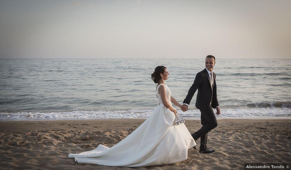 Il matrimonio di Michele e Debora a Ribera, Agrigento