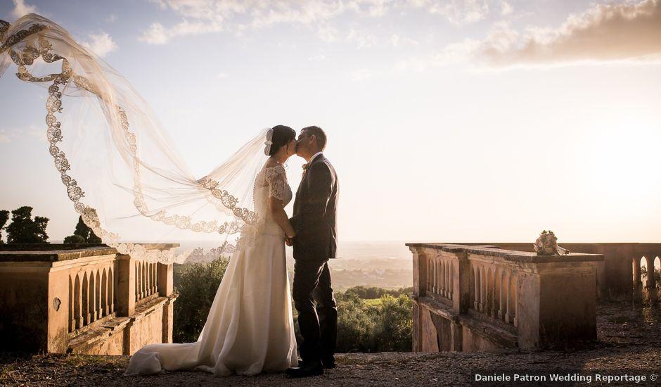 Il matrimonio di Vincenzo e Carmen a Grottaferrata, Roma