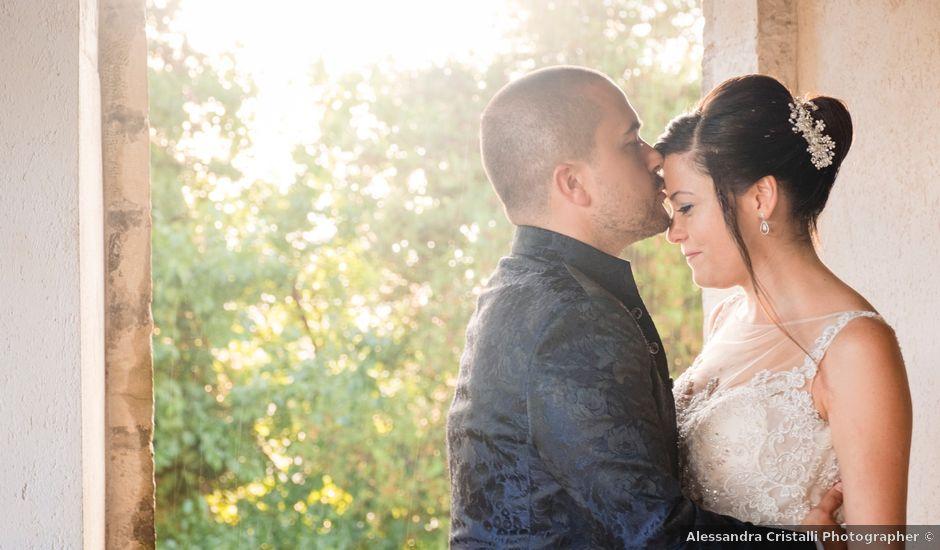 Il matrimonio di Tonino e Eleonora a Cingoli, Macerata