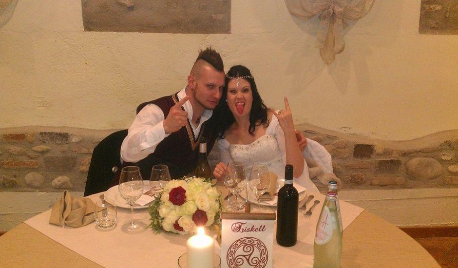 Il matrimonio di Eleonora e Mattia a Schiavon, Vicenza