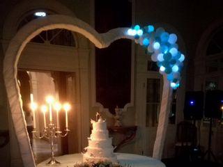 Le nozze di Fabiani barbara  e Zaninello ivano 2