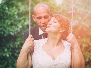 Le nozze di Patrizia e Giuseppe