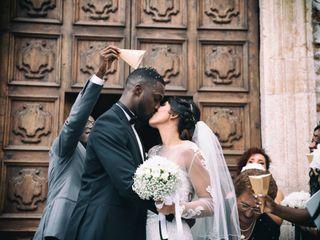 Le nozze di David e Anna Carla 1