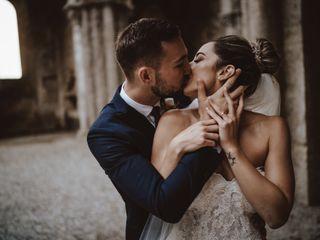 Le nozze di Giulia e Jonathan