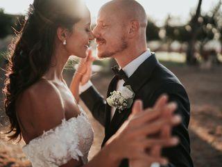Le nozze di Alessandro e Cristina