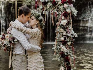 Le nozze di Stefania e Mariano