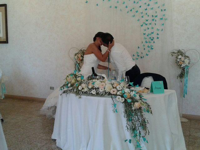 Le nozze di Fabiani barbara  e Zaninello ivano