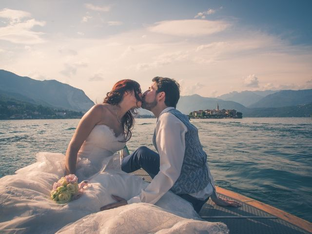 Le nozze di Maya e Fabian