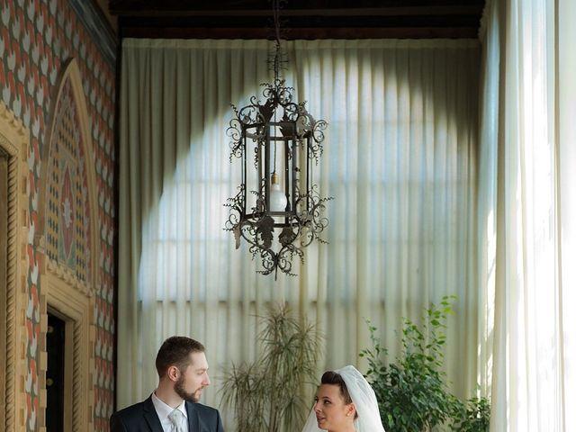 Il matrimonio di Denyse  e Michele  a Montecchio Precalcino, Vicenza 1