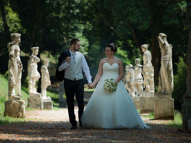 Il matrimonio di Denyse  e Michele  a Montecchio Precalcino, Vicenza 7