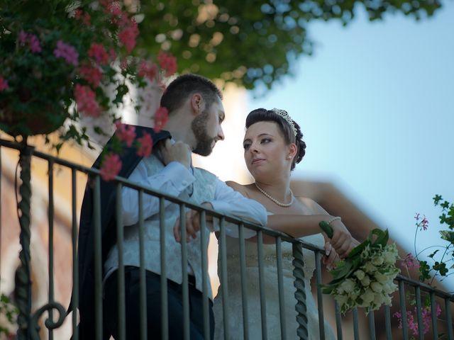 Il matrimonio di Denyse  e Michele  a Montecchio Precalcino, Vicenza 8