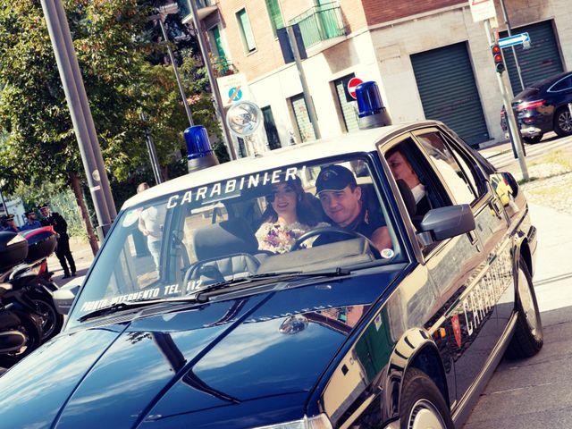 Il matrimonio di Francesco e Laura a Milano, Milano 31