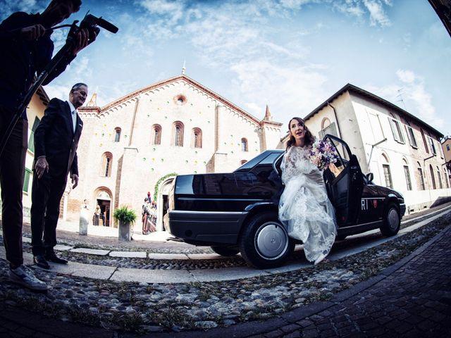 Il matrimonio di Francesco e Laura a Milano, Milano 32
