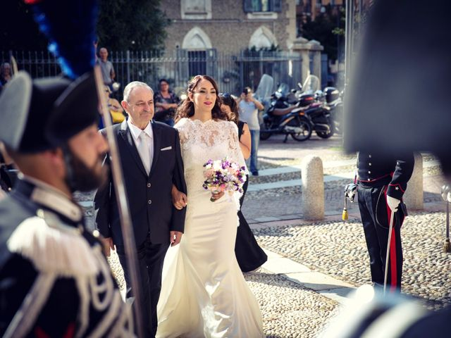 Il matrimonio di Francesco e Laura a Milano, Milano 33