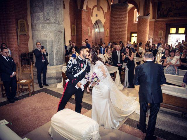 Il matrimonio di Francesco e Laura a Milano, Milano 34