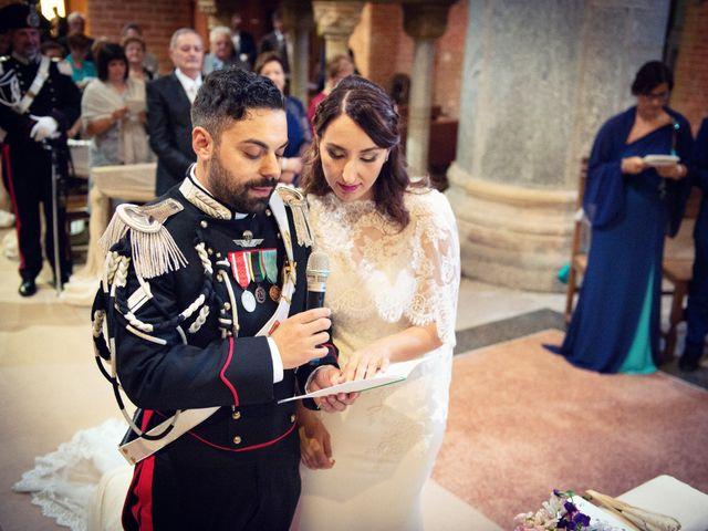 Il matrimonio di Francesco e Laura a Milano, Milano 36