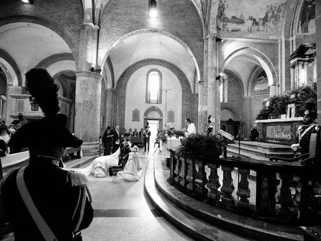 Il matrimonio di Francesco e Laura a Milano, Milano 39